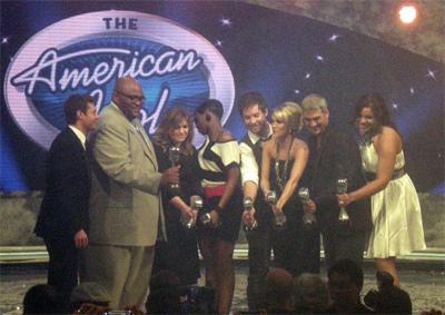 American Idol Winners - All 7 Seasons