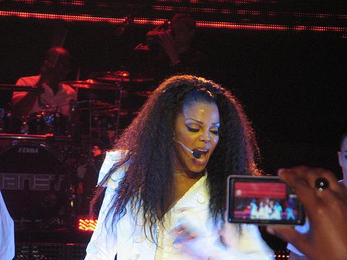 88 - Janet Jackson - Royal Albert Hall  2-7-2011