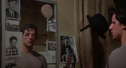[ FILM] Sylvester Stallone in John G. Avildsen's Rocky (1976)